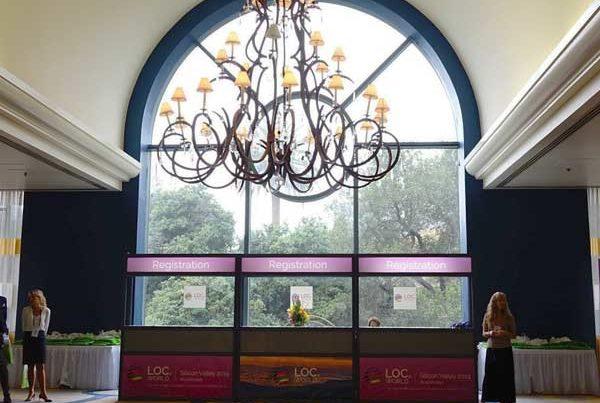LocWorld 41 Lobby