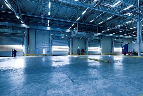 UK eCommerce warehouse