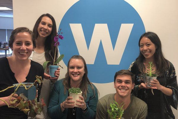 Bring Your Plant to Work Day
