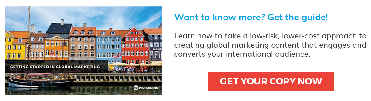 Guide: Getting Started in Global Marketing